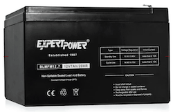 Photo of ExpertPower EXP1270 12V 7AH Lead Acid Rechargeable SLA Battery