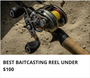 Best baitcasting reel under $100