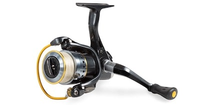 Photo of a spinning reel