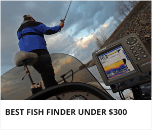 Best fishfinder under 300