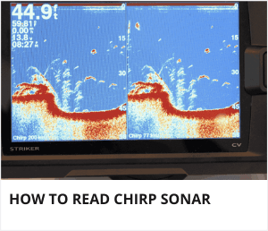 How to read CHIRP sonar