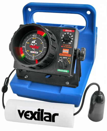 Photo of Vexilar F-8SE Genz Pack With Ice Ducer