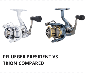 Pflueger president vs trion