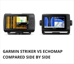 Garmin striker vs echomap