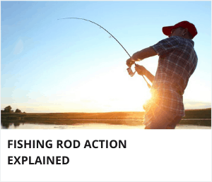 Fishing rod action