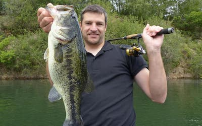 Are spinning rods good for bass