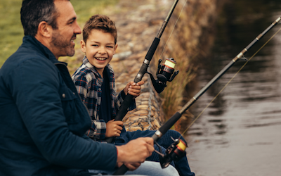 How much is a fishing license