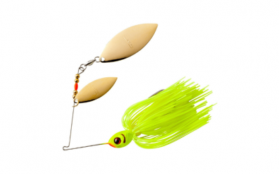 What size spinnerbait for bass