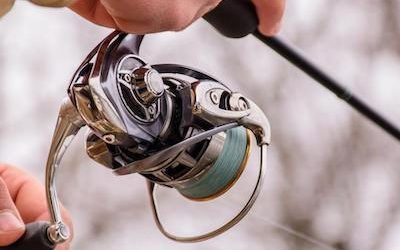 How to fill a spinning reel with line