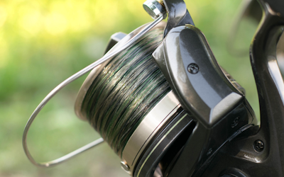 Spinning reel problems